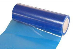 Schutzfolie blau, selbstklebend