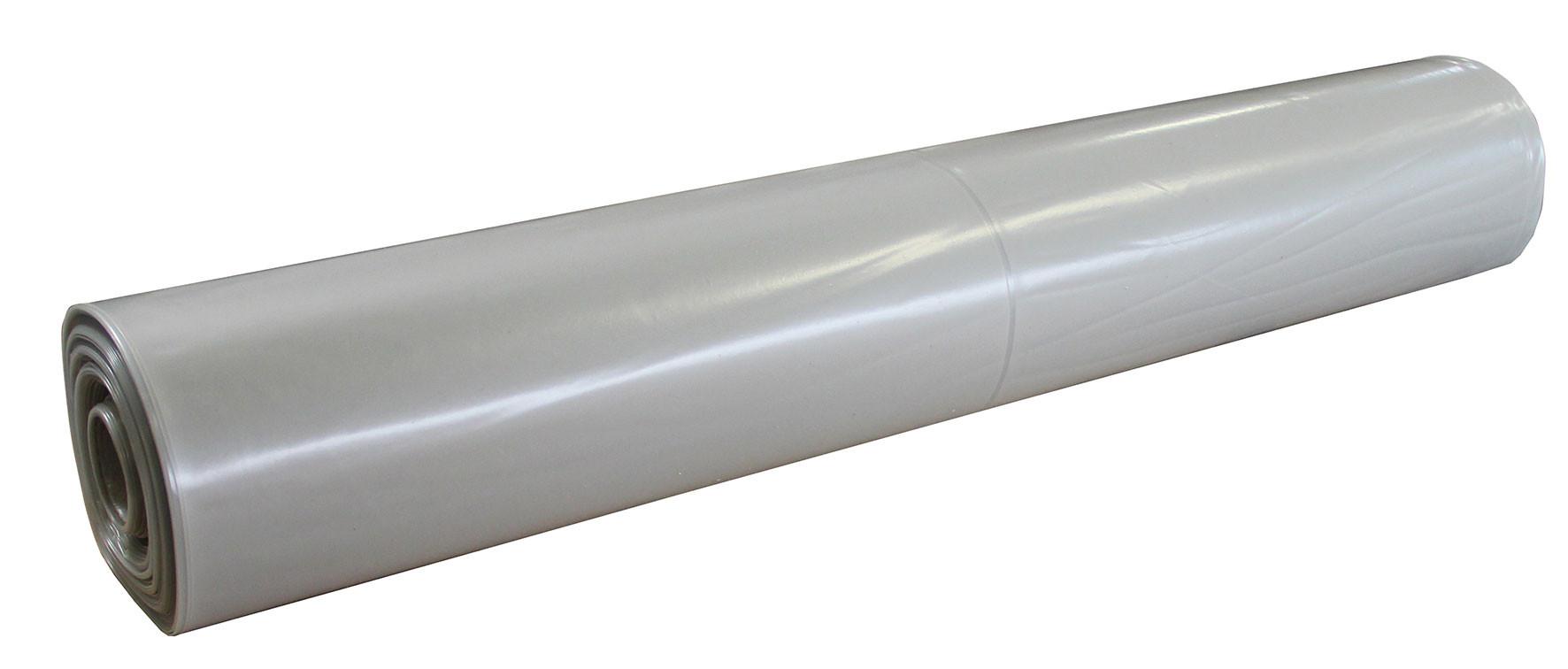Baufolie, LDPE, 4 m x 25 m, 200 my