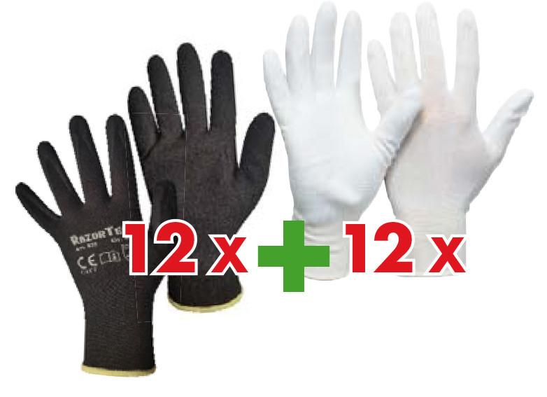 Handschuhe (24 Paar) / Ab 399€
