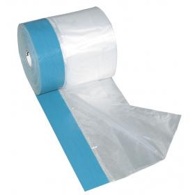 Poly-Masker, blau, extra breit