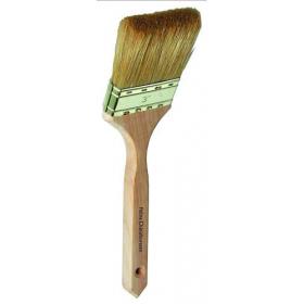 Maler-Fassadenpinsel, 12. Stärke, kurzer Stiel