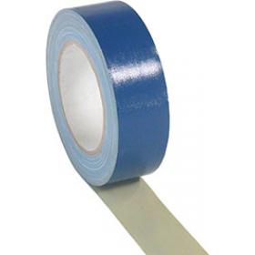 Gewebeklebeband blau, UV-beständig