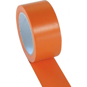 PVC-Klebeband glatt, orange