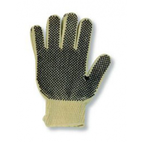 Baumwoll-Handschuhe, genoppt