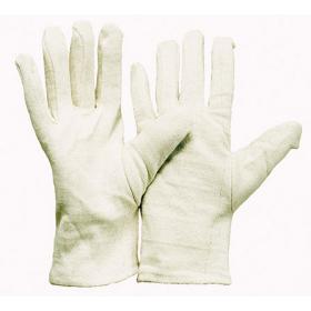 Baumwoll-Handschuhe, gefüttert