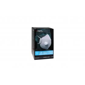 FFP2 Maske mit Ausatemventil, EU zertifiziert!